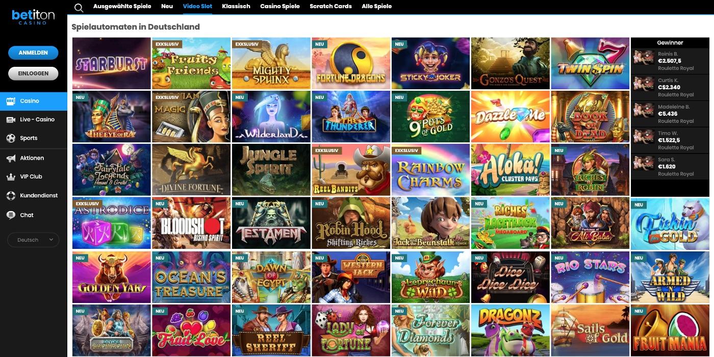 Site de référence casinos en ligne : notre top 3